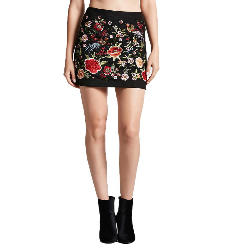 wholesale printed skirts